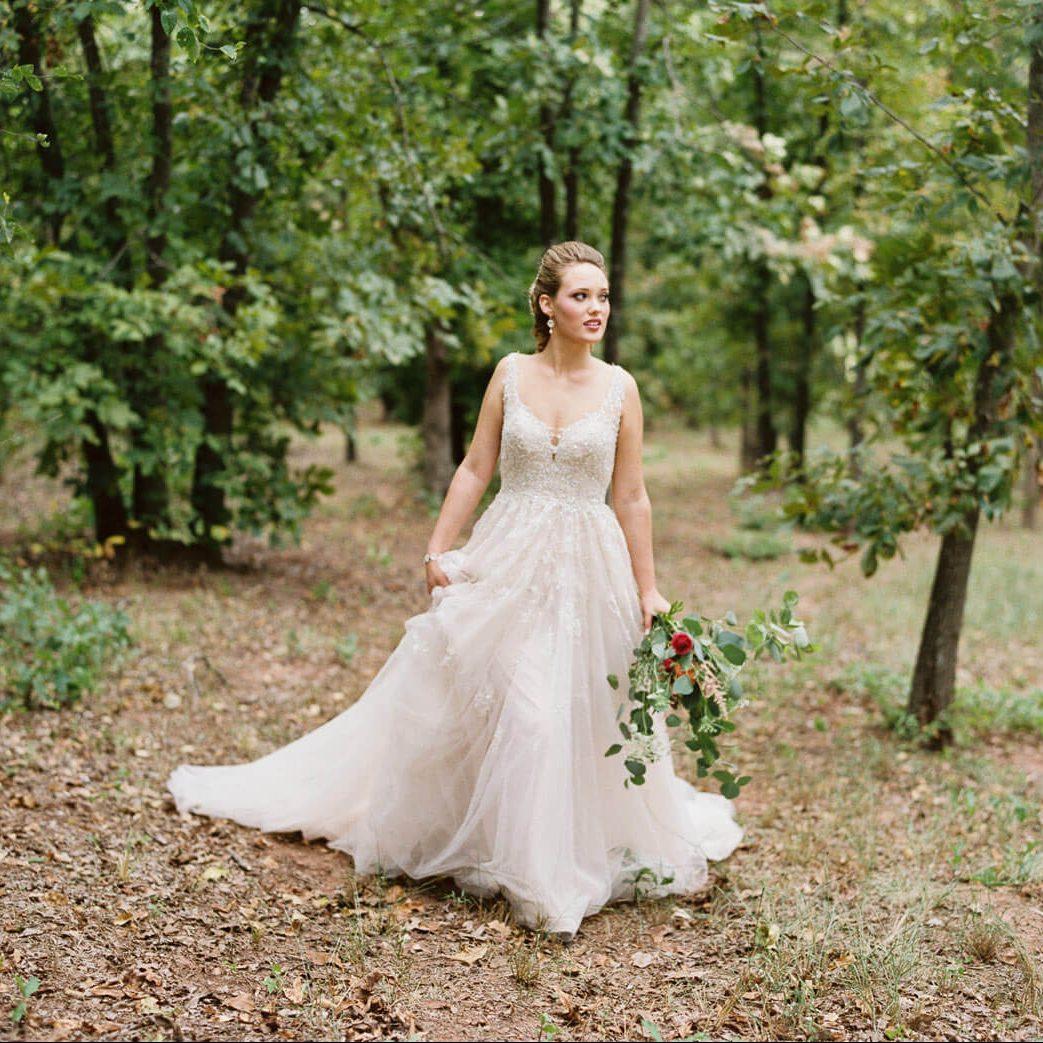 Eleven Oaks Ranch Bride