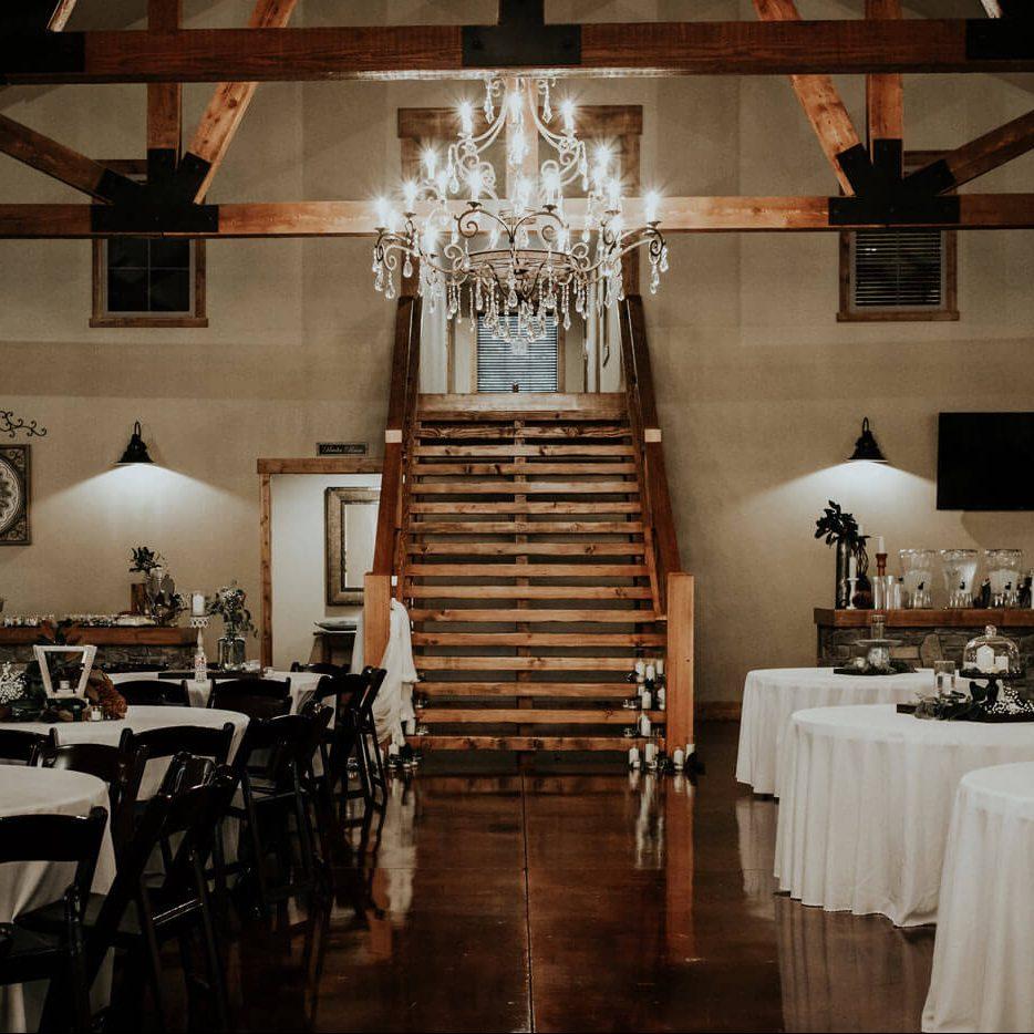 Eleven Oaks Ranch Rustic Interior